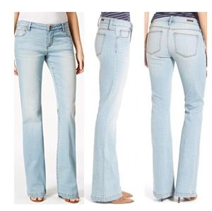Kut from the Kloth Chrissy flare leg jean